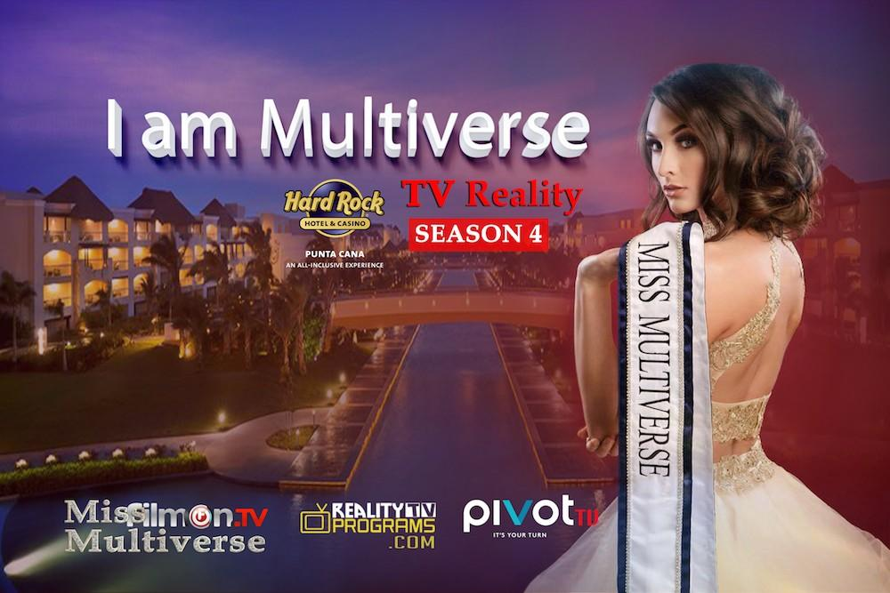 Miss Multiverse TV Cover SEASON 4 - Linda Grandia